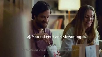 Capital One Savor Card TV Spot, 'Extra Butter' Song by The Cars - Thumbnail 6