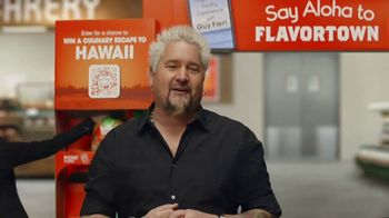 King's Hawaiian TV Spot, 'Plenty for Everyone' Featuring Guy Fieri