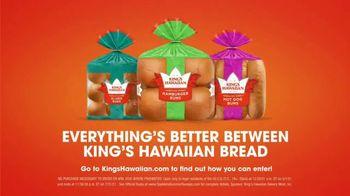 King's Hawaiian TV Spot, 'Plenty for Everyone' Featuring Guy Fieri - Thumbnail 6