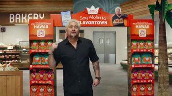 King's Hawaiian TV Spot, 'Plenty for Everyone' Featuring Guy Fieri - Thumbnail 1
