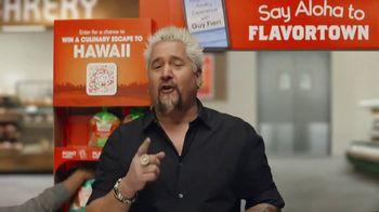 King's Hawaiian TV Spot, 'Plenty for Everyone' Featuring Guy Fieri - Thumbnail 3