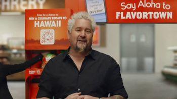 King's Hawaiian TV Spot, 'Plenty for Everyone' Featuring Guy Fieri - Thumbnail 4