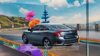 2021 Honda Civic TV Spot, 'Now's Your Chance' [T2] - Thumbnail 3