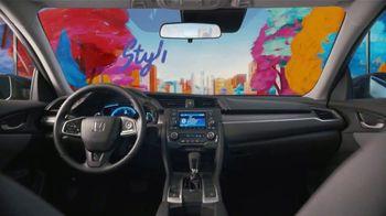 2021 Honda Civic TV Spot, 'Now's Your Chance' [T2] - Thumbnail 5