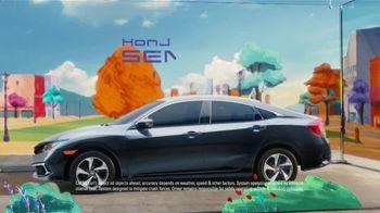 2021 Honda Civic TV Spot, 'Now's Your Chance' [T2] - Thumbnail 6