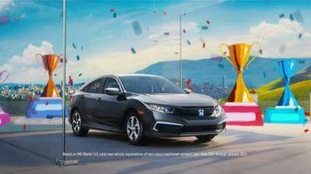 2021 Honda Civic TV Spot, 'Now's Your Chance' [T2] - Thumbnail 7