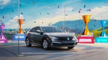 2021 Honda Civic TV Spot, 'Now's Your Chance' [T2] - Thumbnail 8