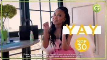 Garnier Brightening Serum Cream TV Spot, 'Reviews' Song by Lizzo