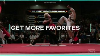 AMC+ TV Spot, 'Get More Favorites: Karate Kid, Young Guns, Spaceballs, & Heathers' - Thumbnail 1