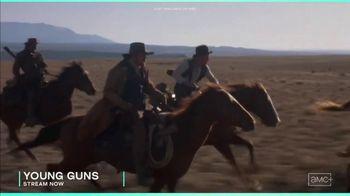 AMC+ TV Spot, 'Get More Favorites: Karate Kid, Young Guns, Spaceballs, & Heathers' - Thumbnail 6