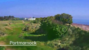 Golf Ireland TV Spot, 'Drawing Closer: Mount Juliet, Country Louth, Royal Dublin & Portmarnock' - Thumbnail 9
