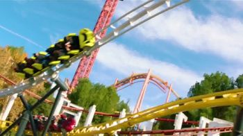 Six Flags Magic Mountain TV Spot, 'West Coast Racers: Tickets as Low as $45' - Thumbnail 4