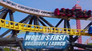 Six Flags Magic Mountain TV Spot, 'West Coast Racers: Tickets as Low as $45' - Thumbnail 6