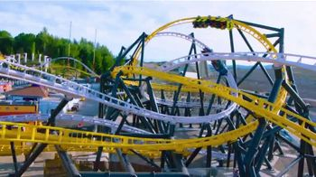 Six Flags Magic Mountain TV Spot, 'West Coast Racers: Tickets as Low as $45' - Thumbnail 7