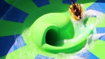 Six Flags Hurricane Harbor TV Spot, 'Tsunami Surge: Tickets as Low as $24.99' - Thumbnail 10