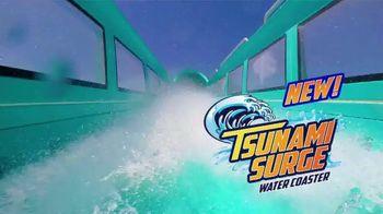 Six Flags Hurricane Harbor TV Spot, 'Tsunami Surge: Tickets as Low as $24.99' - Thumbnail 6