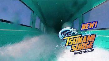 Six Flags Hurricane Harbor TV Spot, 'Tsunami Surge: Tickets as Low as $24.99' - Thumbnail 7