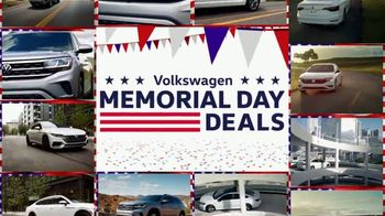 Volkswagen Memorial Day Sale TV Spot, 'Kickoff to Summer: Tiguan' [T2] - Thumbnail 2