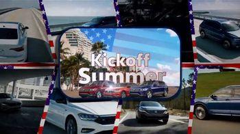 Volkswagen Memorial Day Sale TV Spot, 'Kickoff to Summer: Tiguan' [T2] - Thumbnail 3