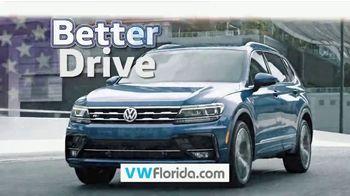 Volkswagen Memorial Day Sale TV Spot, 'Kickoff to Summer: Tiguan' [T2] - Thumbnail 4