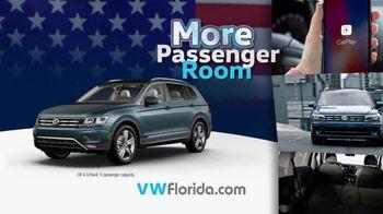 Volkswagen Memorial Day Sale TV Spot, 'Kickoff to Summer: Tiguan' [T2] - Thumbnail 6