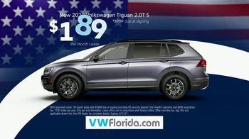 Volkswagen Memorial Day Sale TV Spot, 'Kickoff to Summer: Tiguan' [T2] - Thumbnail 8