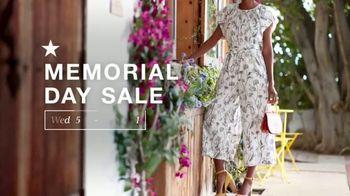 Macy's Memorial Day Sale TV Spot, 'Kick Off Summer' - Thumbnail 1