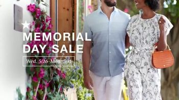 Macy's Memorial Day Sale TV Spot, 'Sandals, Handbags, Cookware and Bedding' - Thumbnail 1