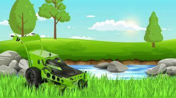 Clean Air Lawn Care TV Spot, 'Healthiest Lawn in the Neighborhood' - Thumbnail 2