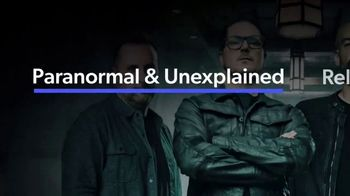 Discovery+ TV Spot, 'Streaming Home of Paranormal' - Thumbnail 6