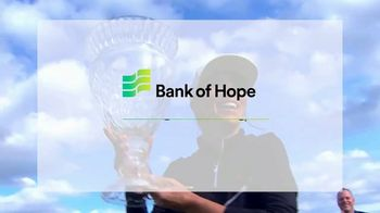 Bank of Hope TV Spot, 'Belief in Your Tomorrow' Featuring Danielle Kang, Brittany Lincicome - Thumbnail 8