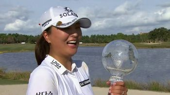 Bank of Hope TV Spot, 'Belief in Your Tomorrow' Featuring Danielle Kang, Brittany Lincicome - Thumbnail 5