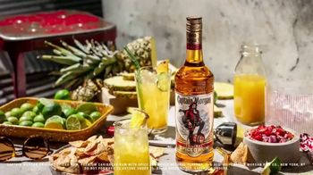 Captain Morgan Original Spiced Rum TV Spot, 'Pineapple Juice Cocktail' - Thumbnail 1