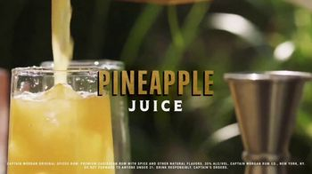 Captain Morgan Original Spiced Rum TV Spot, 'Pineapple Juice Cocktail' - Thumbnail 7
