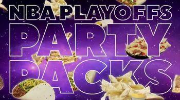 DoorDash TV Spot, 'Taco Bell: NBA Playoffs Party Packs'