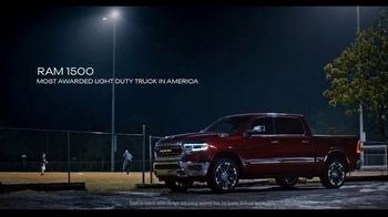 Ram Trucks Memorial Day Sales Event TV Spot, 'Overtime' Song by Foo Fighters [T2] - 1196 commercial airings