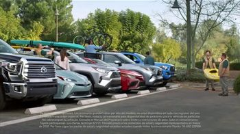 Toyota Verano al Máximo TV Spot, 'Kayak' [Spanish] [T2] - Thumbnail 5