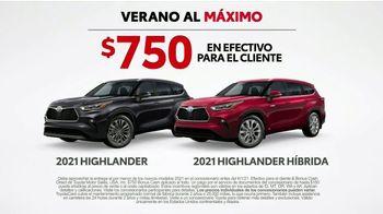 Toyota Verano al Máximo TV Spot, 'Kayak' [Spanish] [T2] - Thumbnail 7