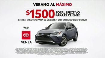 Toyota Verano al Máximo TV Spot, 'Kayak' [Spanish] [T2] - Thumbnail 8