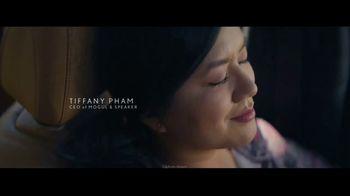 2021 Lexus LS 500 TV Spot, 'More Than Intelligence' Featuring Tiffany Pham [T1] - Thumbnail 2