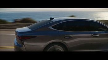 2021 Lexus LS 500 TV Spot, 'More Than Intelligence' Featuring Tiffany Pham [T1] - Thumbnail 4