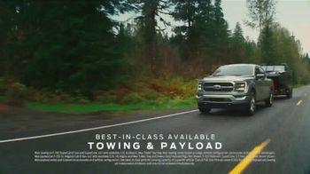 2021 Ford F-150 TV Spot, 'Truck of the Future: CCA Texas Star' [T2]