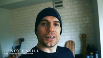 MuscleTech Whey Protein TV Spot, 'Henry's Supplement Routine' Featuring Henry Cavill - Thumbnail 2