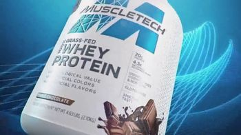 MuscleTech Whey Protein TV Spot, 'Henry's Supplement Routine' Featuring Henry Cavill - Thumbnail 4