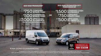 Ram Commercial Van Season TV Spot, 'The Next New Thing' Song by Matt Maeson [T2] - Thumbnail 8