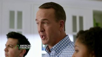 American Financing TV Spot, 'Roommate' Featuring Peyton Manning - Thumbnail 4