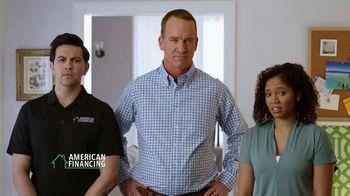 American Financing TV Spot, 'Roommate' Featuring Peyton Manning - Thumbnail 9