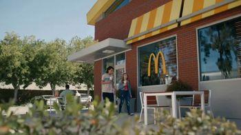 McDonald's $1 $2 $3 Menu TV Spot, 'The Wait... Is This a Date? Deal'