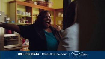 ClearChoice TV Spot, 'Chantell's Story' - Thumbnail 7