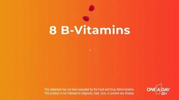 One A Day 50+ Multivitamin Gummies TV Spot, 'Immunity and Brain Support' - Thumbnail 7